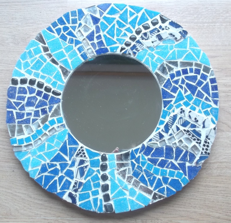 Mosaique for Vieillir miroir